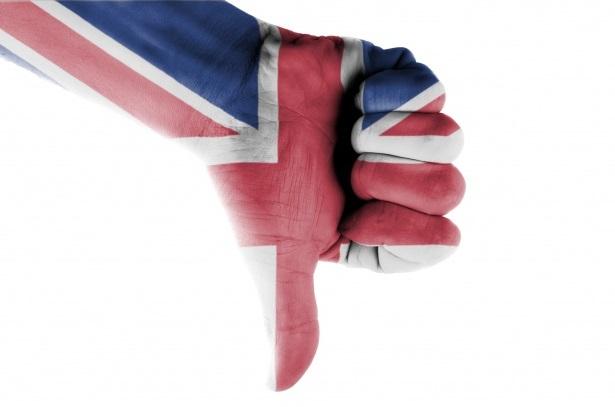 Rating Velké Británie v ohrožení…‼️