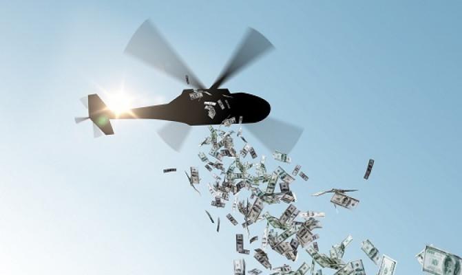 "ECB – ""Helicopter money""?"