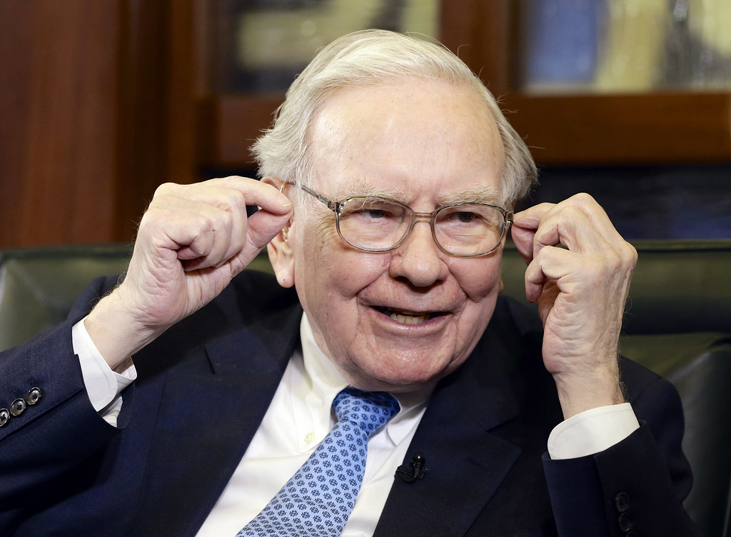 Obchody Berkshire Hathaway za 2. čtvrtletí
