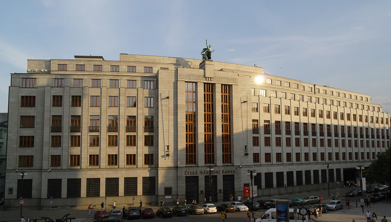 Záznam z jednání bankovní rady ČNB