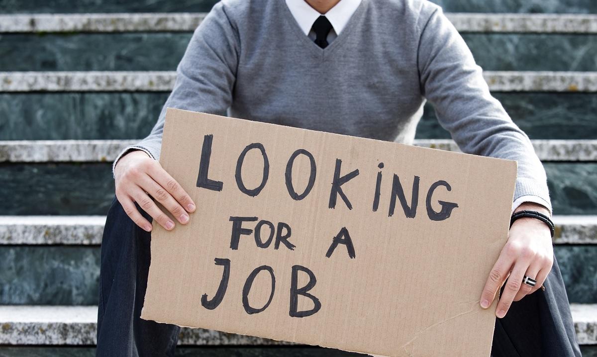 Neočekávaná nezaměstnanost ve Spojených státech