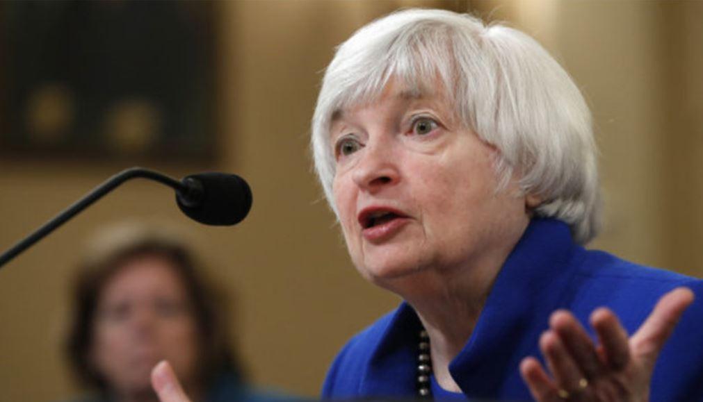 Janet Yellen směřuje z Fedu na ministerstvo financí