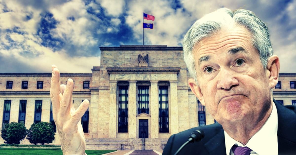 Fed jednal o kryptoměnách